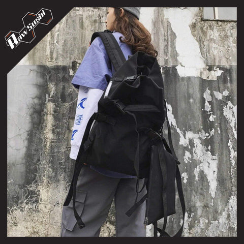 RawSushiApparel Bags RSK5 Casual Streetwear Backpack