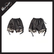 RawSushiApparel Bottoms RSO1 Casual Two-Tone Summer Shorts