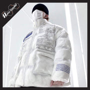 RawSushiApparel Jackets / Coats RSQ2 Transparent Streetwear Jacket