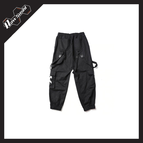 RawSushiApparel Bottoms RSZ9 Tactical Ribbons Cargo Jogger