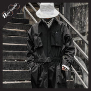 RawSushiApparel Jackets / Coats RTA7 Tactical Function Cargo Overall