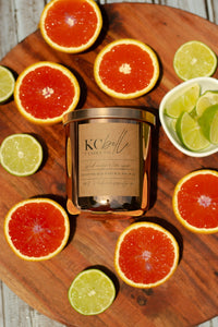Blood Orange & Lime Agave  - 14 oz. Candle