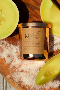 Salt Air & Honeydew  - 14 oz. Candle