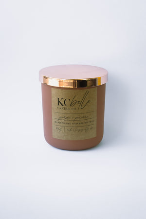 Pumpkin & Persimmon  - 14 oz. Candle