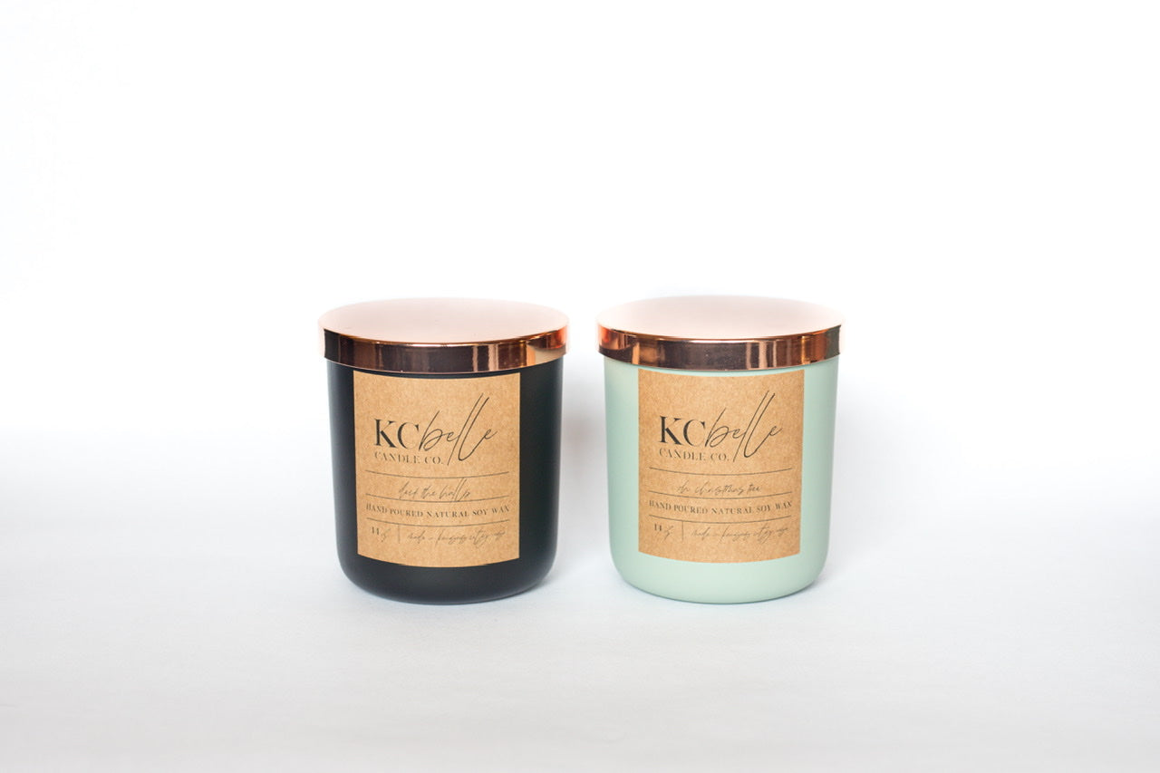 Home for the Holidays Collection - Set of Two 14 oz. Candles