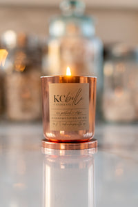 Rose Patchouli & Amber - 14 oz. Candle