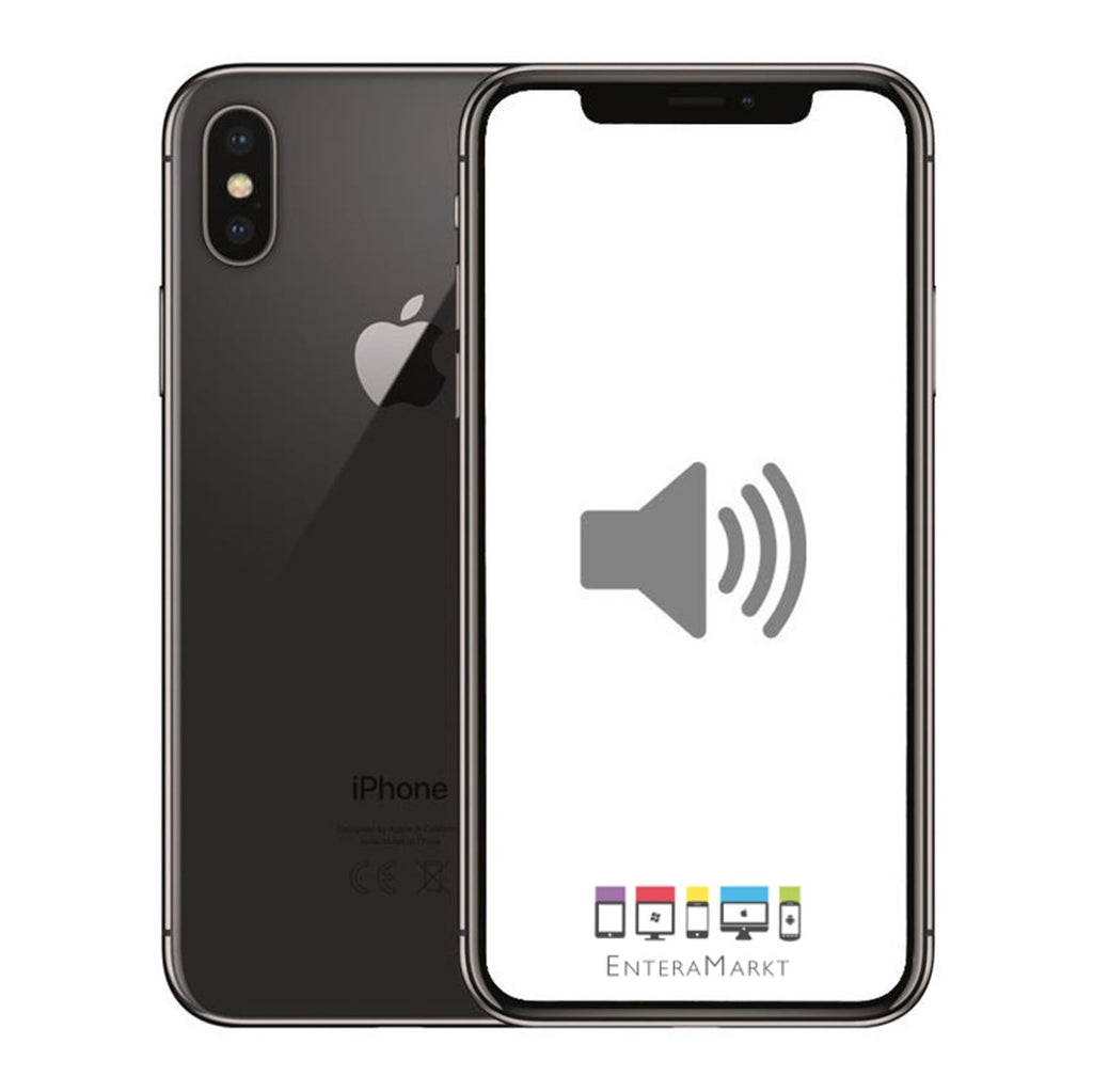 CAMBIO ALTAVOZ IPHONE XS