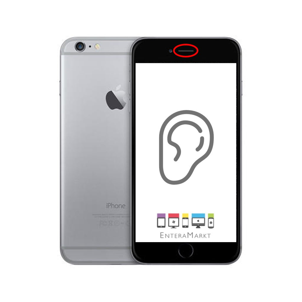 CAMBIO AURICULAR IPHONE 6S PLUS