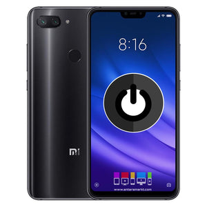 CAMBIO BOTONES ON/OFF + VOLUMEN XIAOMI MI 8 LITE
