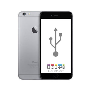 CAMBIO CONECTOR DE CARGA IPHONE 6 PLUS