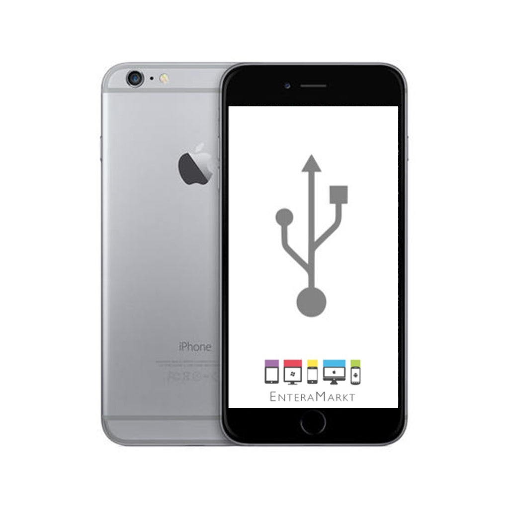 CAMBIO CONECTOR DE CARGA IPHONE 6S PLUS