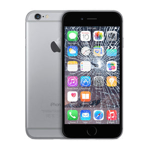 CAMBIO PANTALLA COMPLETA IPHONE 6 (Remanufacturada)