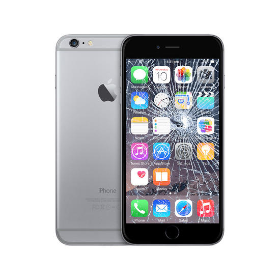 CAMBIO PANTALLA COMPLETA IPHONE 6S PLUS (Remanufacturada)