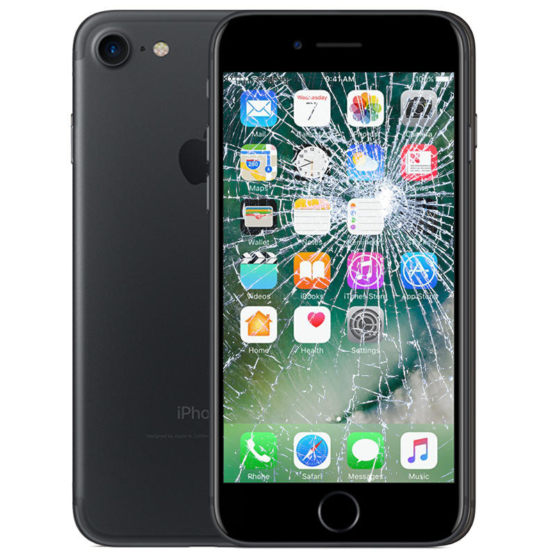 CAMBIO PANTALLA COMPLETA IPHONE 7 (Compatible)