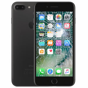 CAMBIO PANTALLA COMPLETA IPHONE 7 PLUS (Remanufacturada)