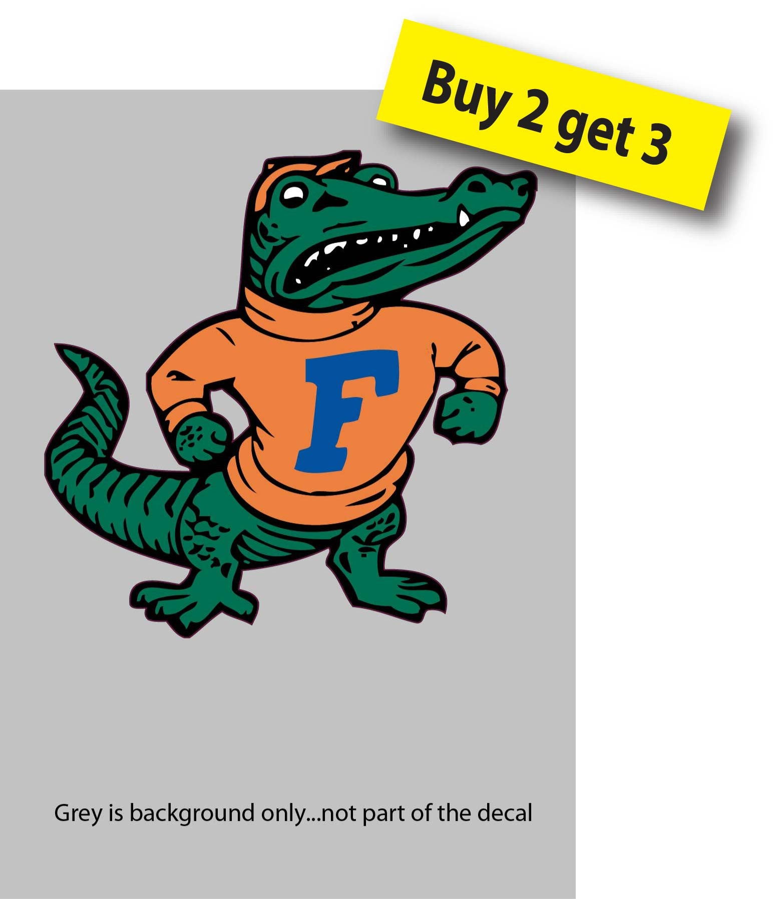 Florida Gator Stickers : Alabama crimson tide college football buy get sec car