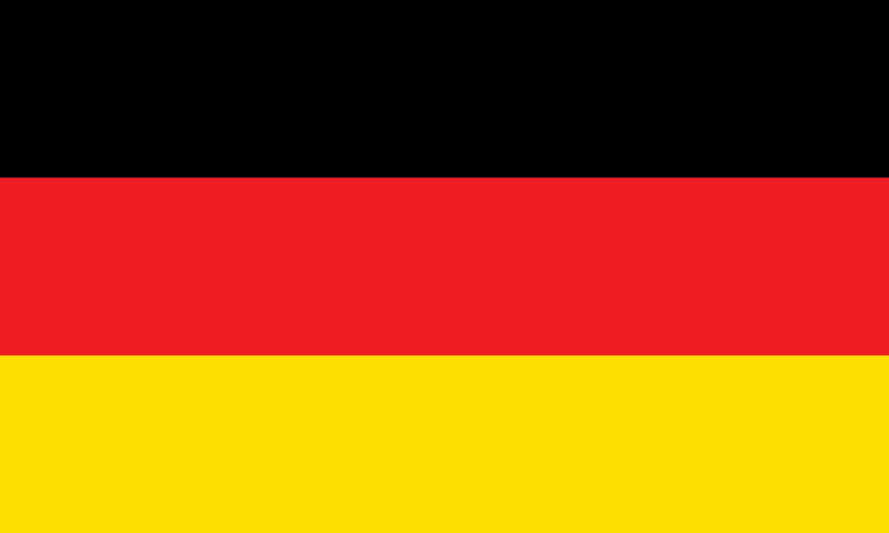 Germany flags german europe berlin hamburg dresden frankfurt 2 decal the decal barn