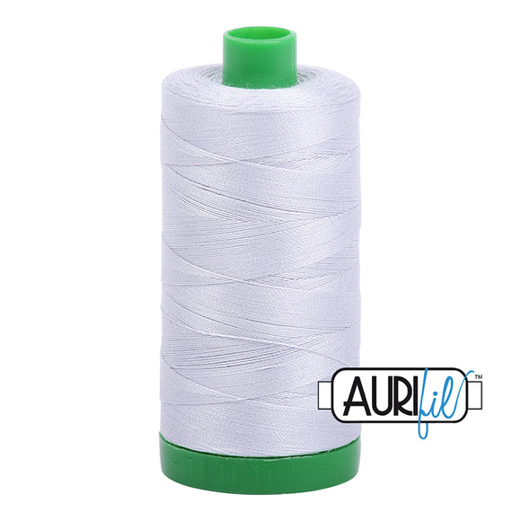 Aurifil Cotton Mako Thread 40wt Dove