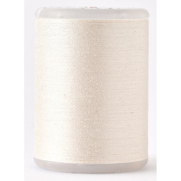 Lecien Tsu Mu Gi 40wt Cotton Thread Off-White