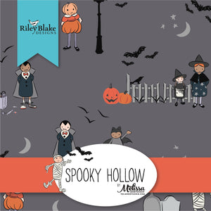 "Spooky Hollow 10"" Squares"