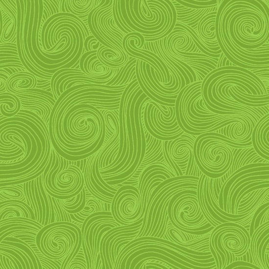 Just Color! Swirl 1351-Grass