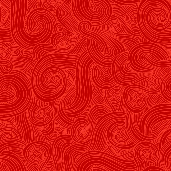Just Color! Swirl 1351-Red