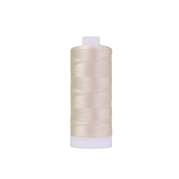 Pima Cotton Thread 50 wt Off White