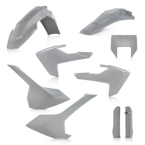 "HUSQVARNA ""TE/FE 2017-2019"" FULL PLASTIC KIT (7 OPTIONS)"