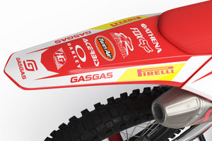 "GAS GAS GRAPHICS KIT ""GILLING"""