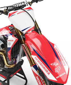 "HONDA GRAPHICS KIT ""BILFROST"""