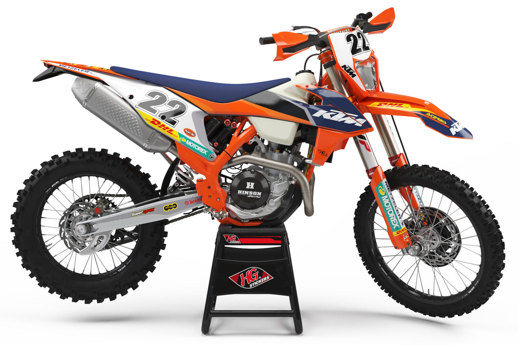 KTM ENDURO REPLICA 2021