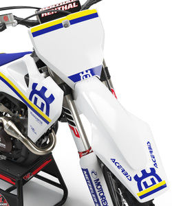 "HUSQVARNA GRAPHICS KIT ""RETRO"""