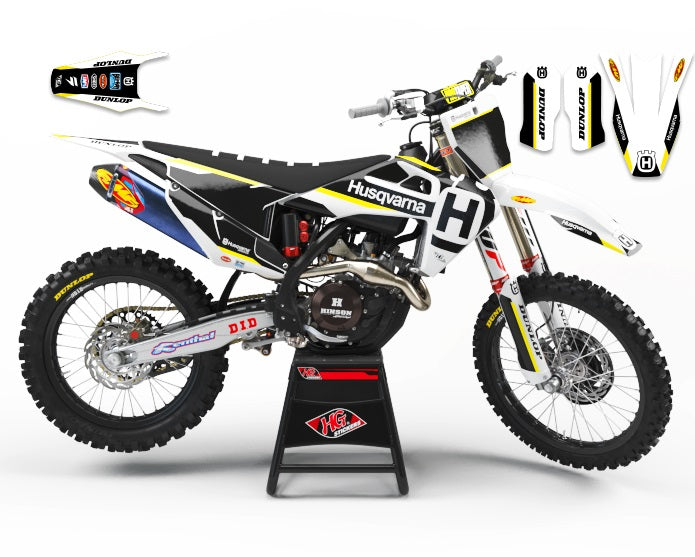 HUSQVARNA GRAPHICS KIT