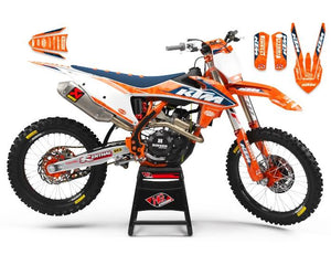 "KTM GRAPHICS KIT ""CAMO"""
