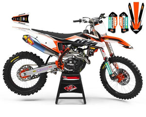 "KTM GRAPHICS KIT ""LEGACY"""
