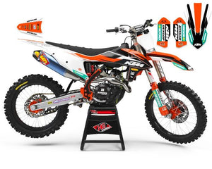 "KTM GRAPHICS KIT ""START"""