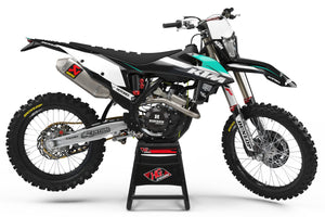"KTM DEKALKIT ""CLEAN TEAL"""