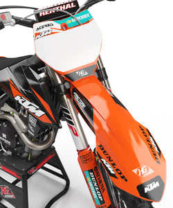 "KTM GRAPHICS KIT ""ANAR"""