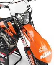 "Load image into Gallery viewer, KTM GRAPHICS KIT ""RETRO"""
