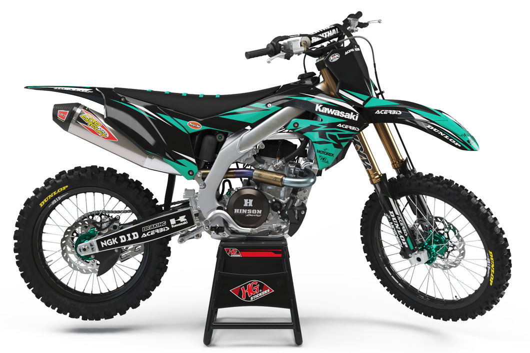KAWASAKI GRAPHICS KIT