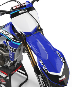 "YAMAHA GRAPHICS KIT ""HERVOR"""