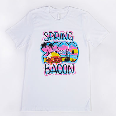 Spring Bacon Souvenir Shirt