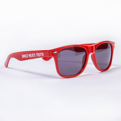 Space Meats Truth Sunglasses