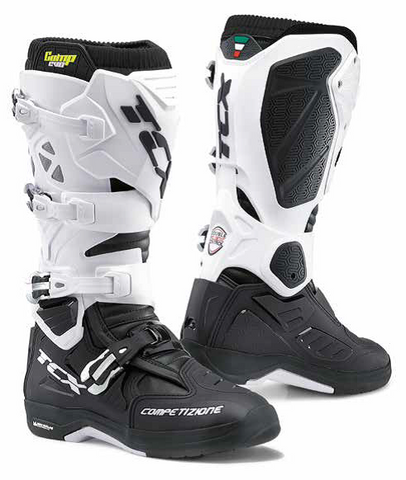 TCX Comp Evo 2 Mich - Black White