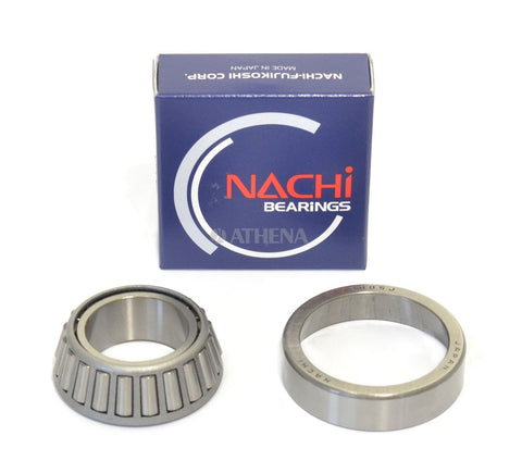 Steering head bearing