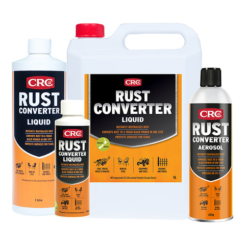 CRC Rust Coverter