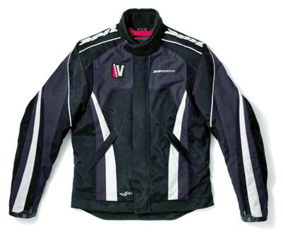 Spidi Varitek Jacket Black