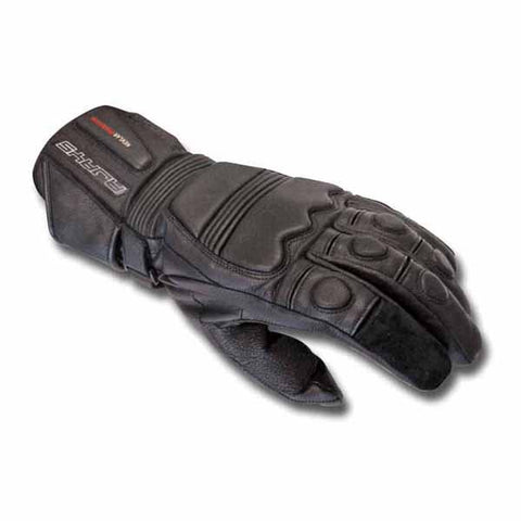 Rjays black leather Ice Lord Gloves