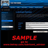 http://www.belray.com/lubricant_advisor has recommended oils, levels etc for bikes and quads