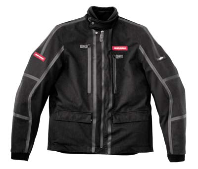 Spidi First Jacket Black